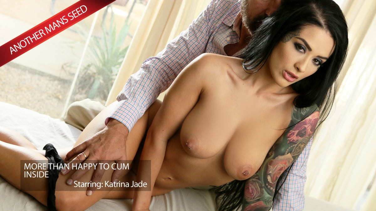 Hotwife Katrina Cums Home With A