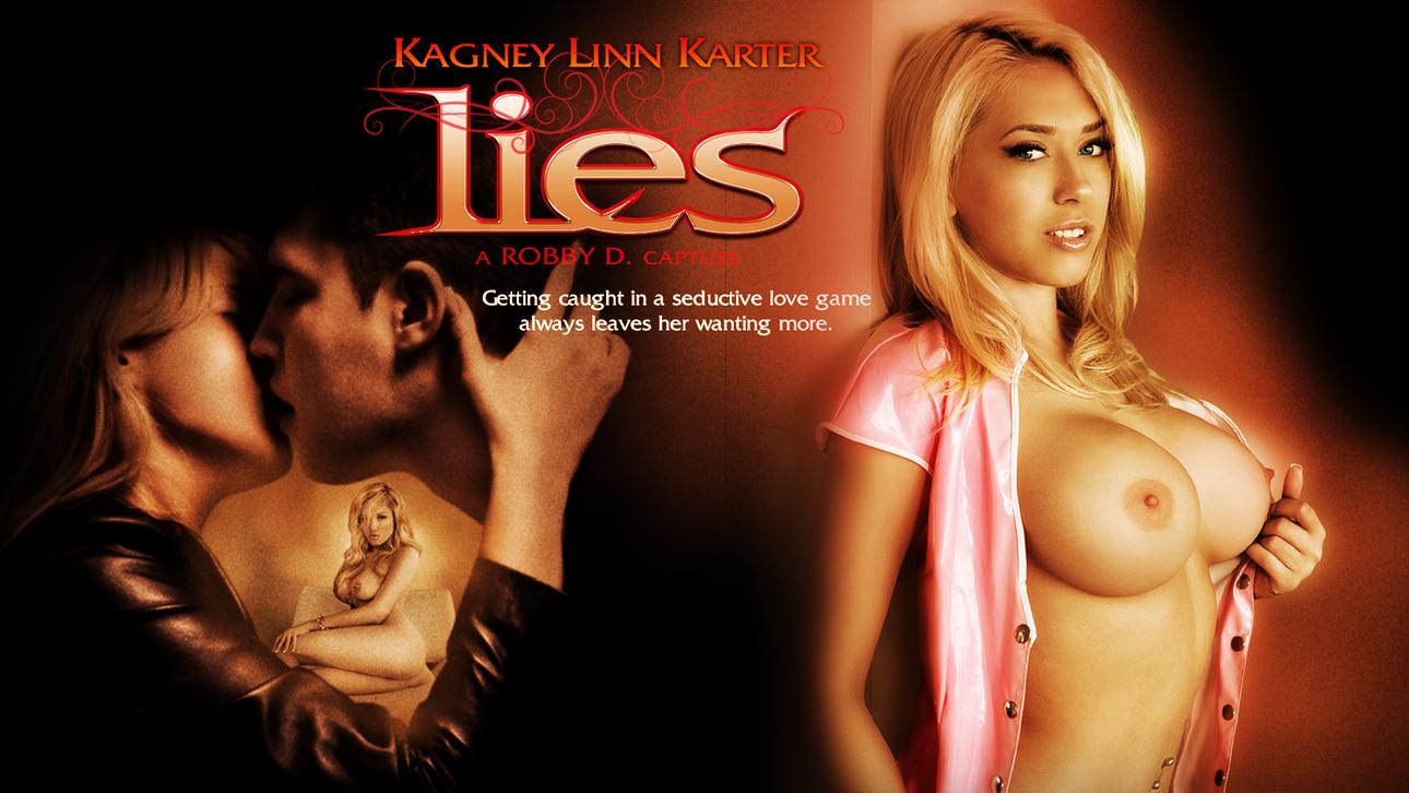 Kagney Linn Karter Lies Scène 1
