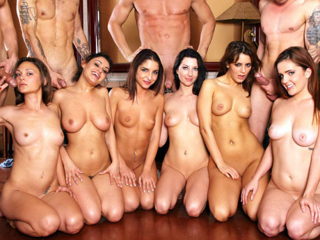 Bella Luciano - Sorority Orgy