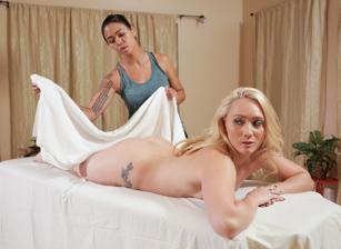Squirting Massages  Scène 4