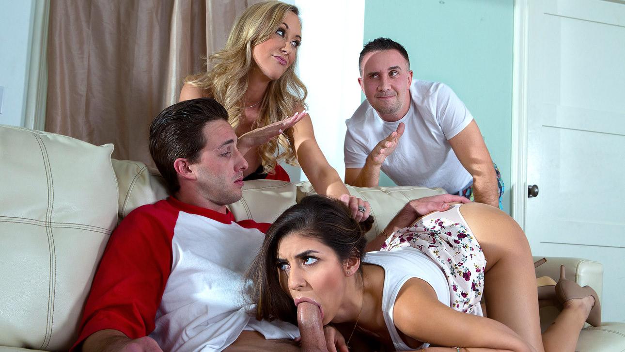 Sex Ed Abroad Scène 1