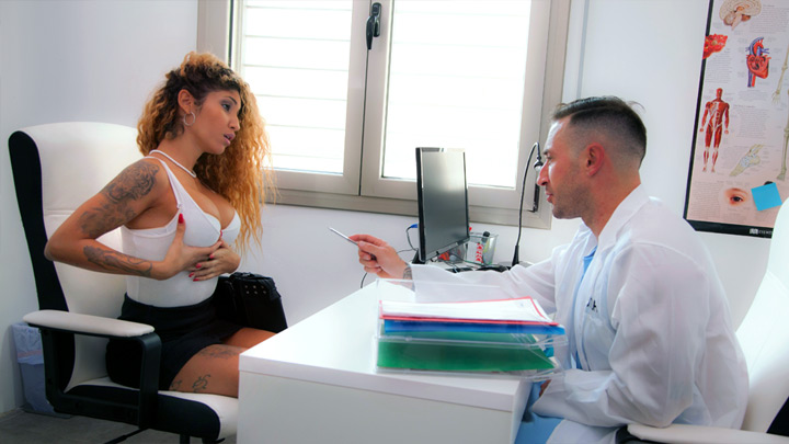 Mammary check-up Scène 1