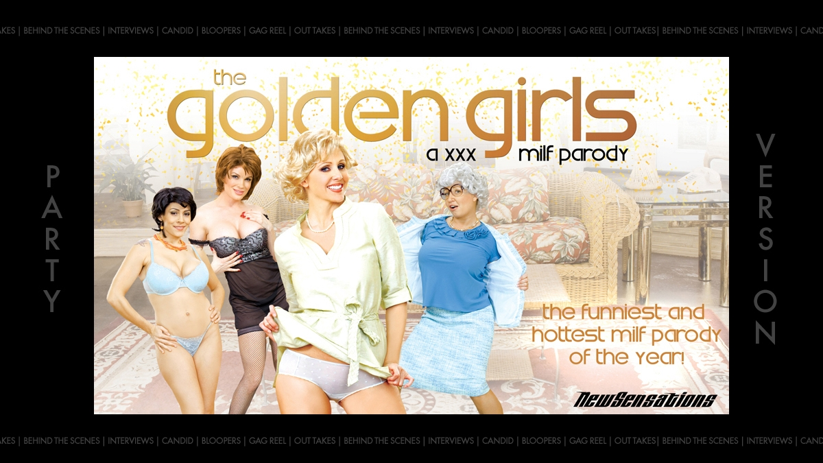 The Golden Girls - Party Version