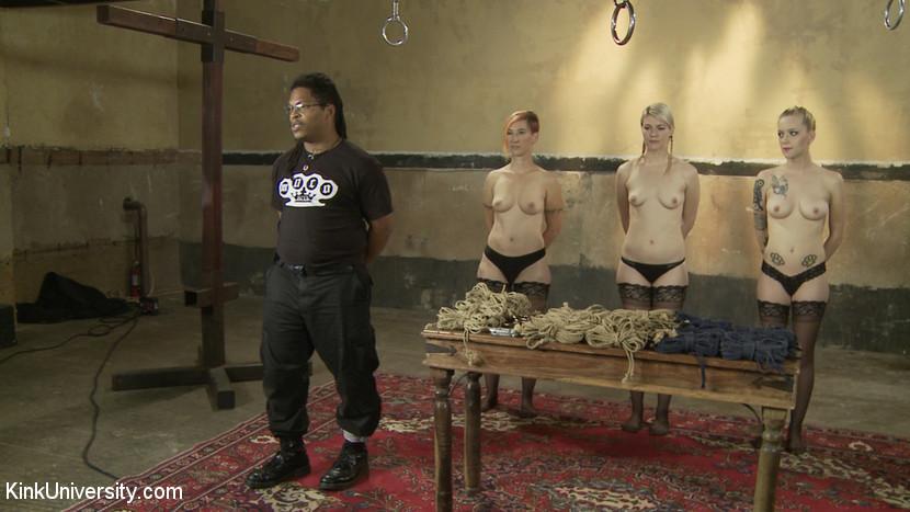 Multi-Person Rope Bondage & Susp