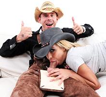 Ride'Em Cowgirl Scène 1