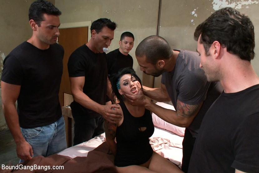 BUSTED! Eva Angelina Plays a Hoo