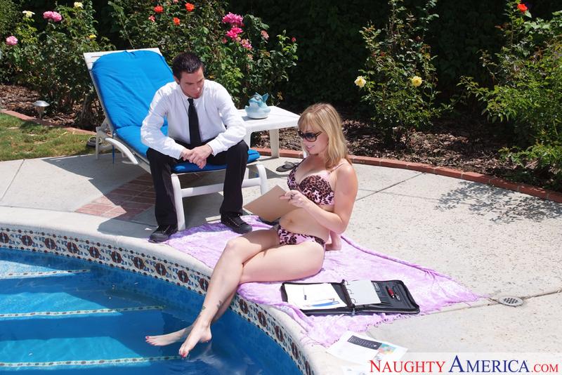 Naughty Office - Adrianna Nicole