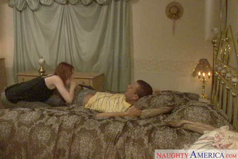 Naughty America - Megan Murray &