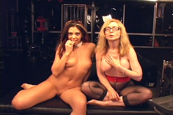 Nina and Satine