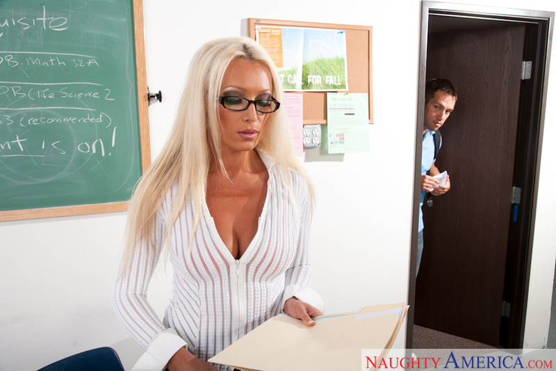 My First Sex Teacher - Diana Dol