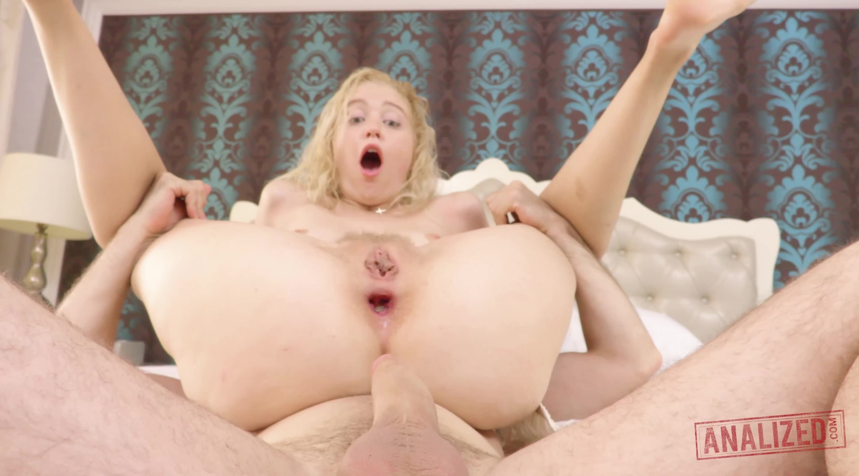 Chloe Cherry Sloppy Anal Fuck Do