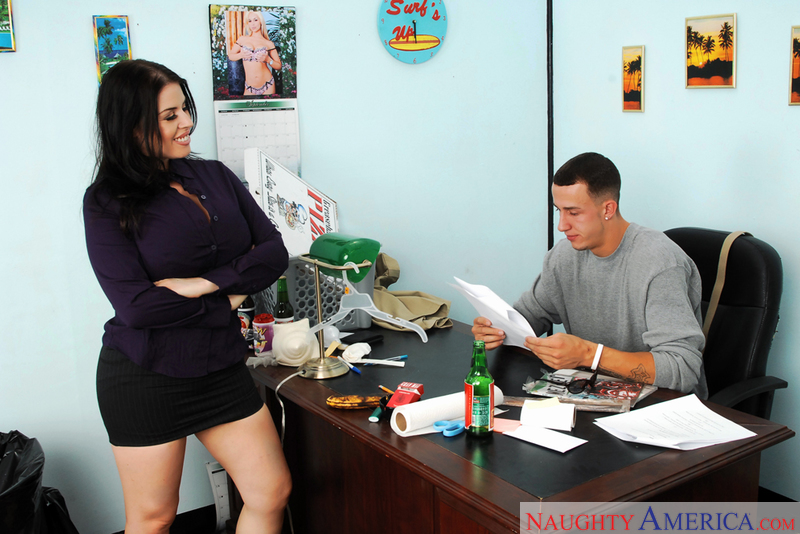 Naughty Office - Daphne Rosen &