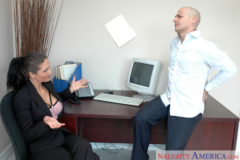 Naughty Office - Ana Nova & Ben
