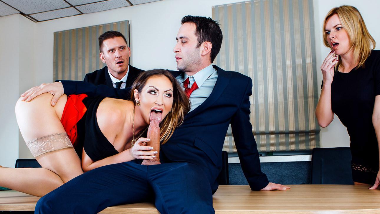 Divorce Settlement Scène 1