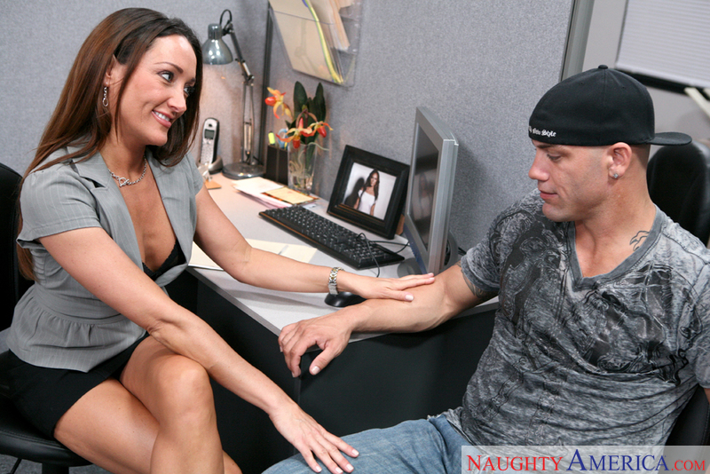 Seduced By A Cougar - Michelle L