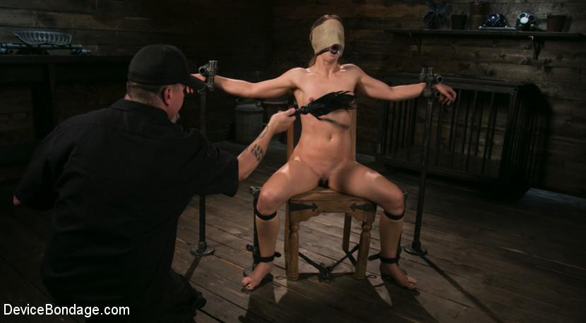 Cheyenne Jewel Punished with Unw