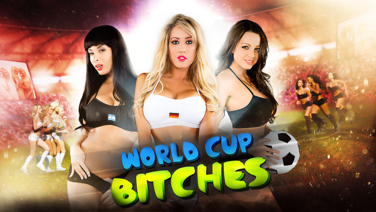 World Cup Bitches Scène 1