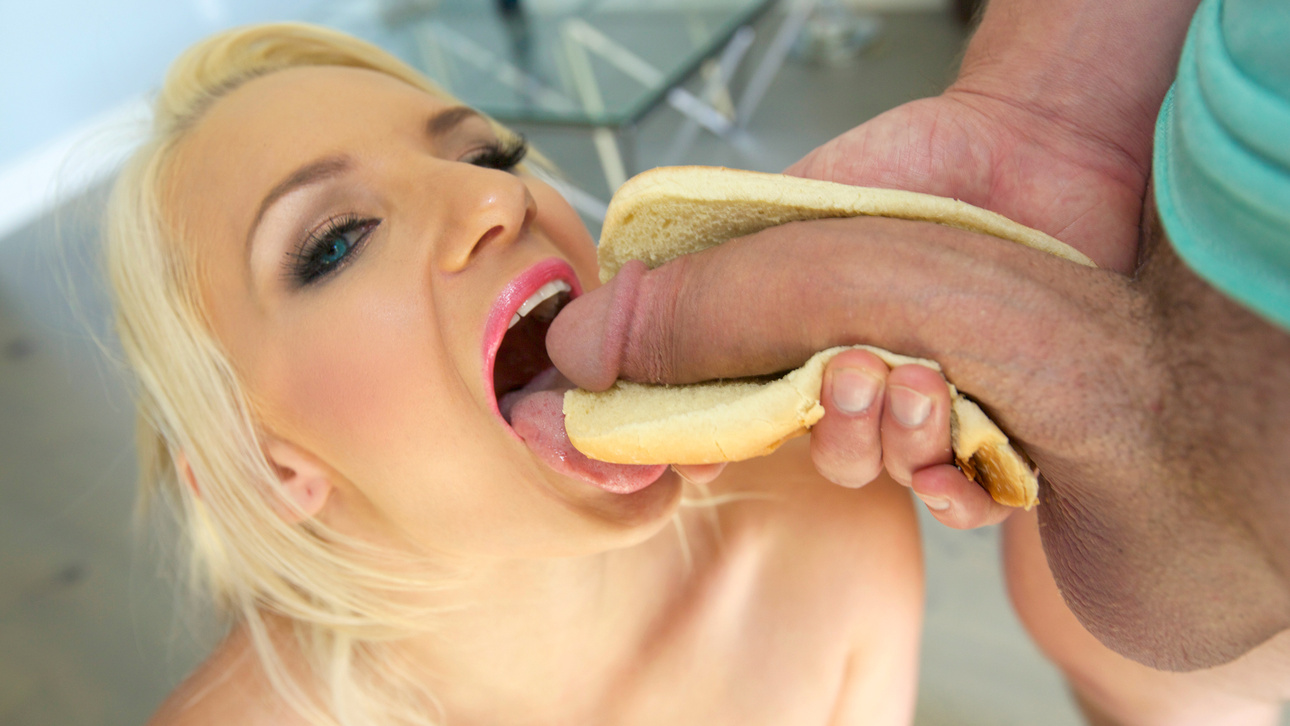 Dick In a Bun Scène 1