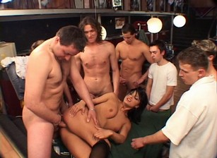 50 Guy Cream Pie #04 Scène 4