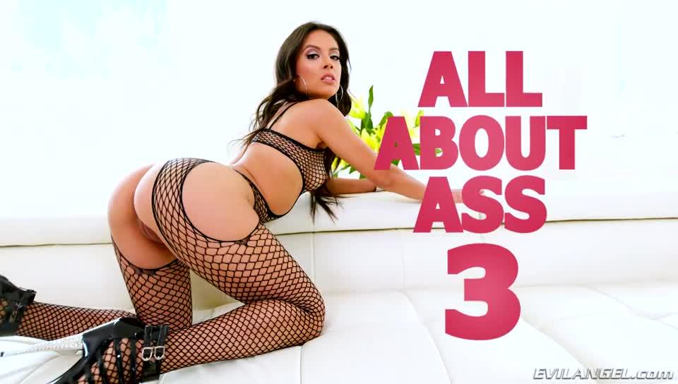 Glam Latina Vicki's Gaping Buttfuck Scène 2