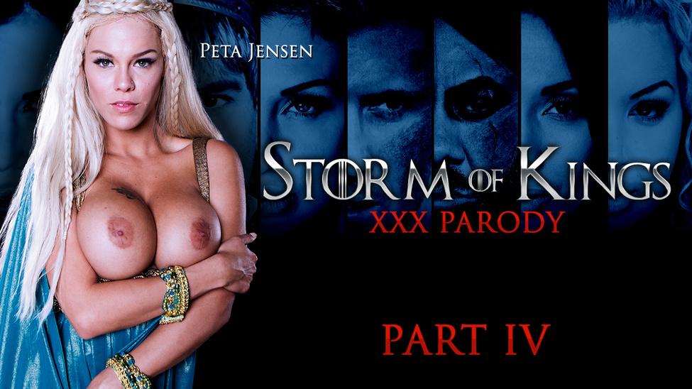 Storm Of Kings XXX Parody: Part 4 Scène 1