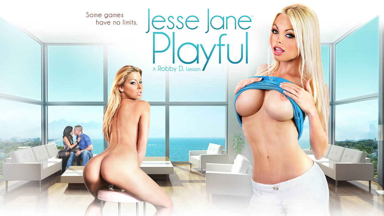 Jesse Jane Playful Scène 1