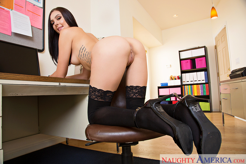 Naughty Office - Marley Brinx &