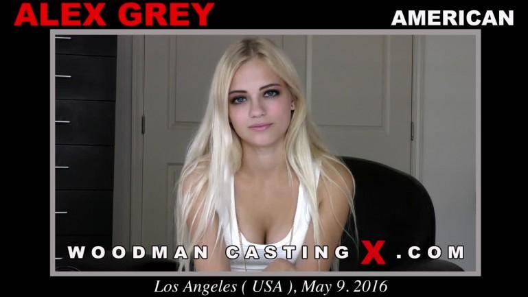 Alex Grey casting