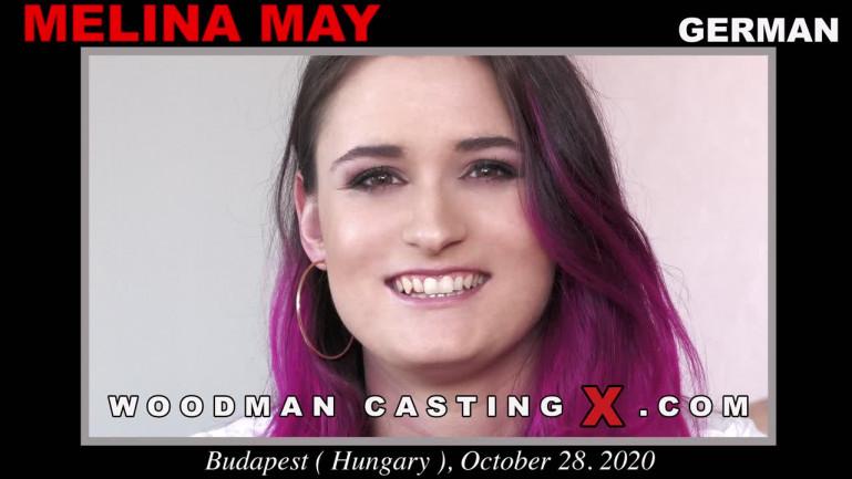 Melina May casting