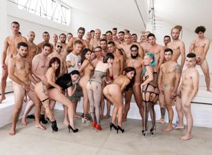 Rocco's Italian Porn Boot Camp Scena 2