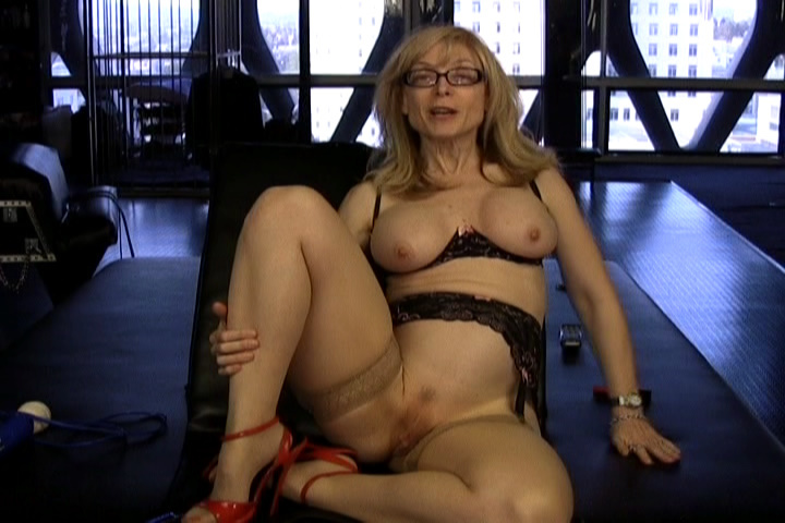 Nina Hartley Lessons