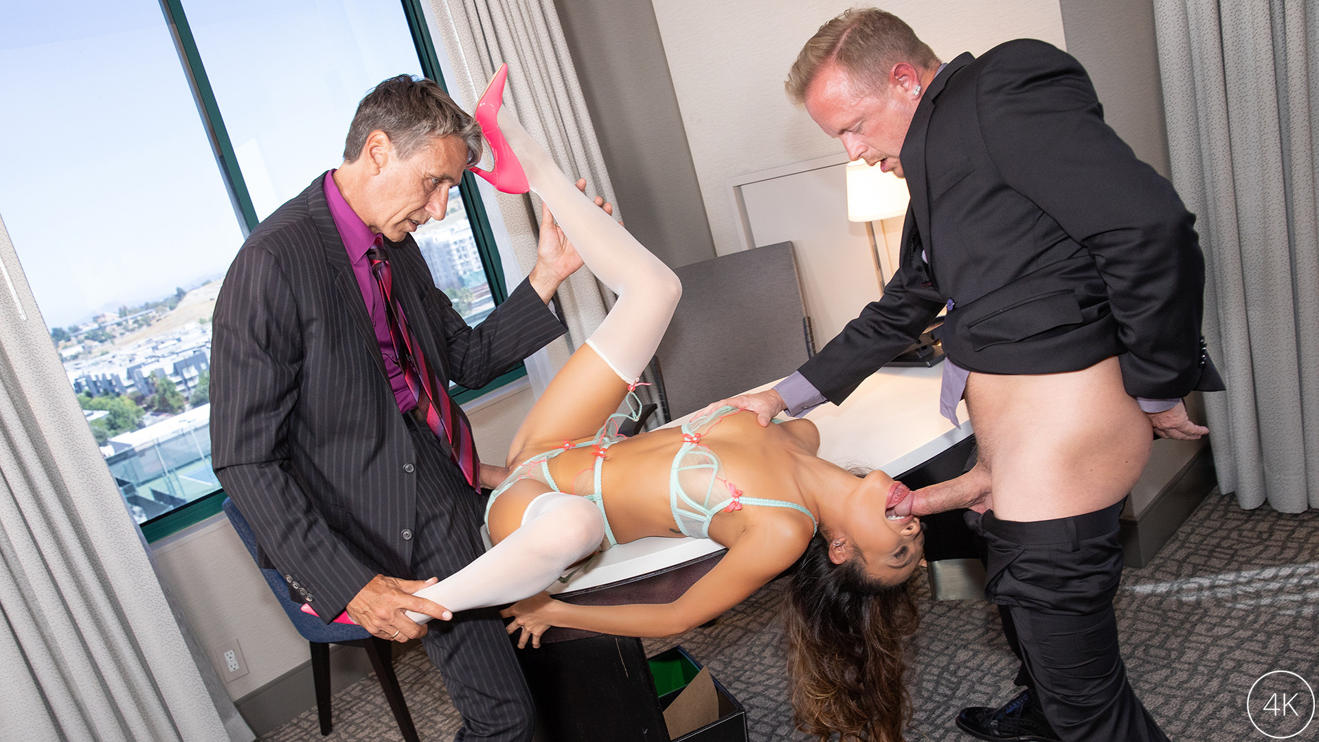 Tiny Vina Sky Services Two Men