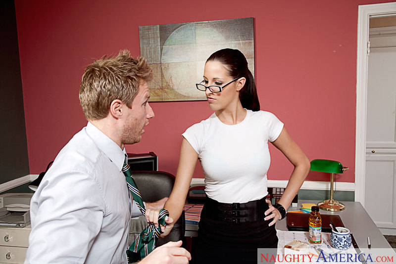 Naughty Office - Kortney Kane &