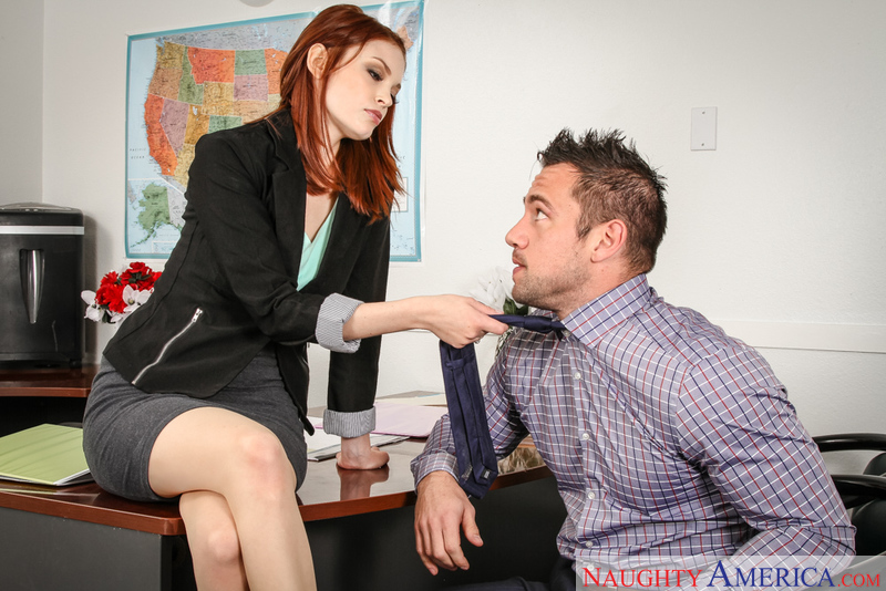 Naughty Office - Bree Daniels &