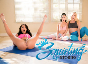 Squirting Stories Volume Two: We