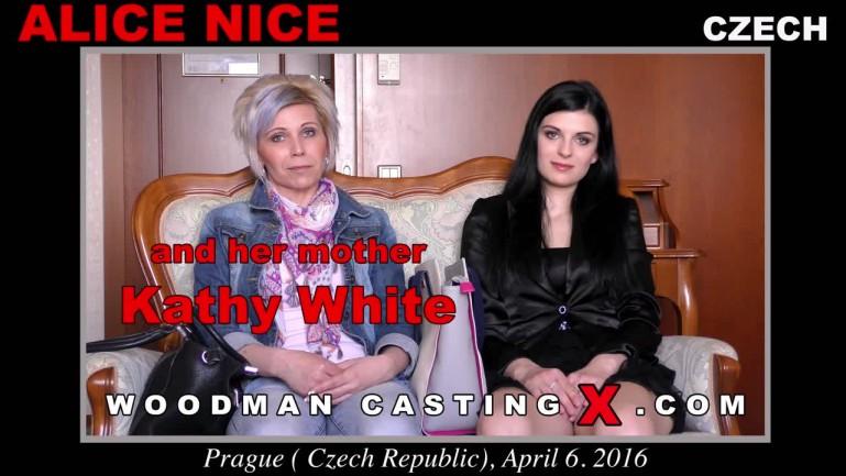 Alice Nice casting
