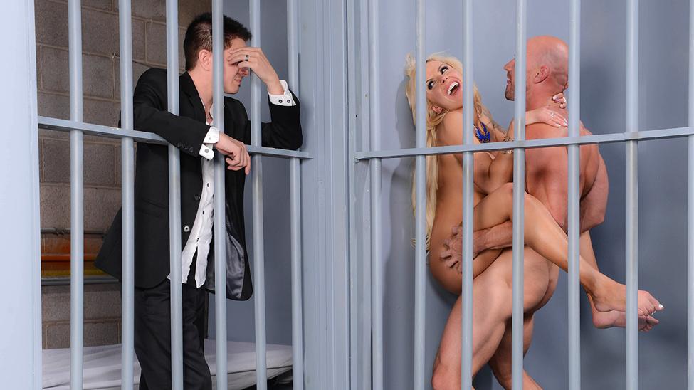Jailhouse Cock Scène 1
