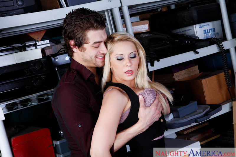 Naughty Office - Madison Ivy & X