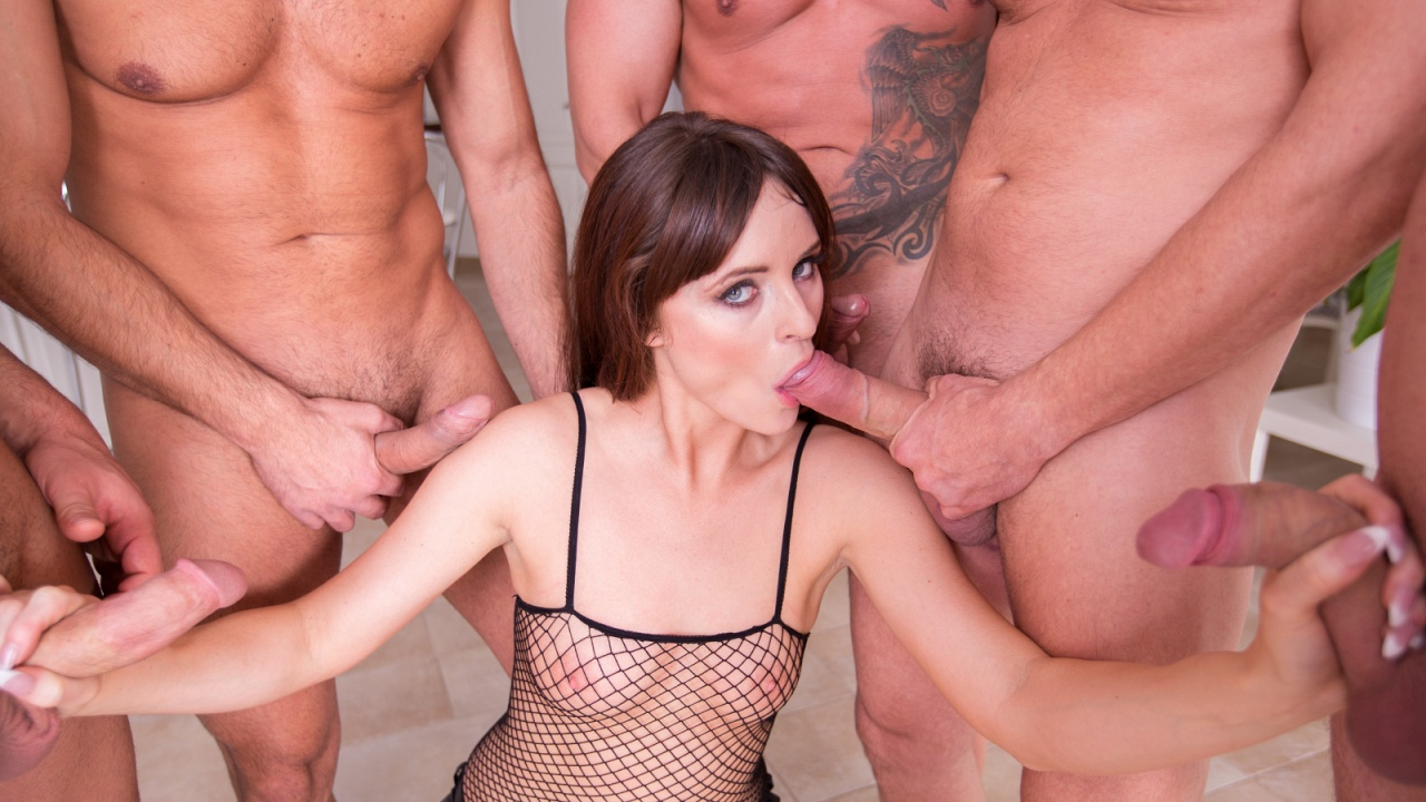 Cum For Cover - Lydia Lust