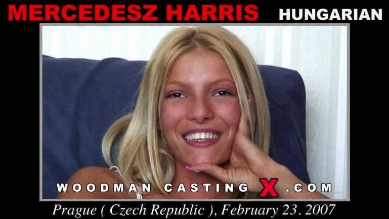 Mercedesz Harris casting