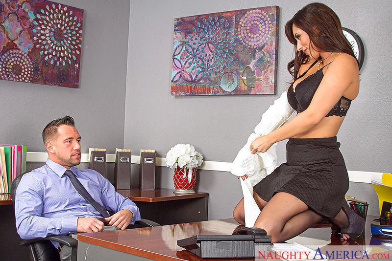 Naughty Office - Reena Sky & Joh