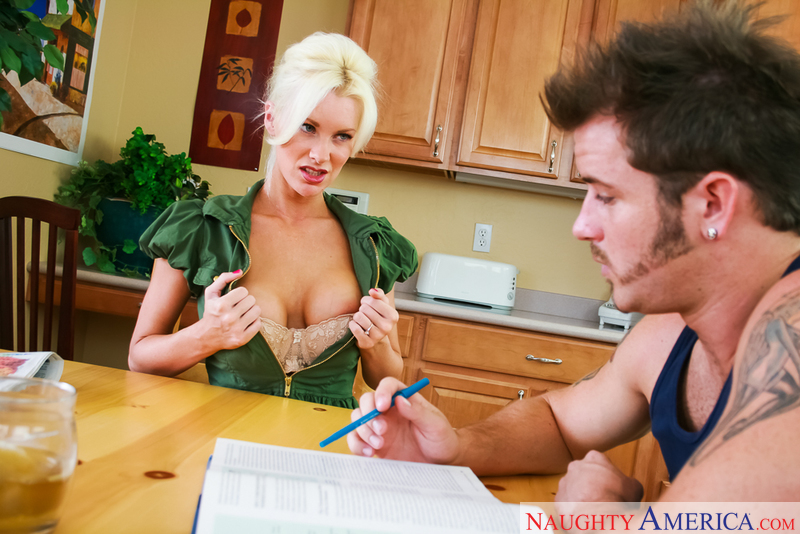 My First Sex Teacher - Brandi Ed