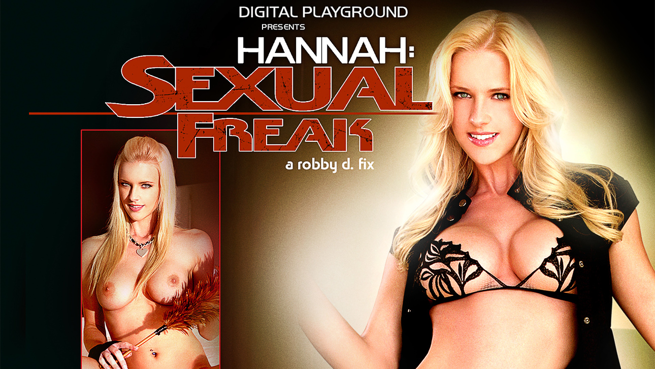 Hannah: Sexual Freak 5 Scène 1