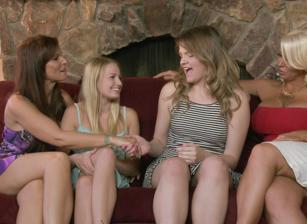 Lesbian Seductions #56 Scène 4