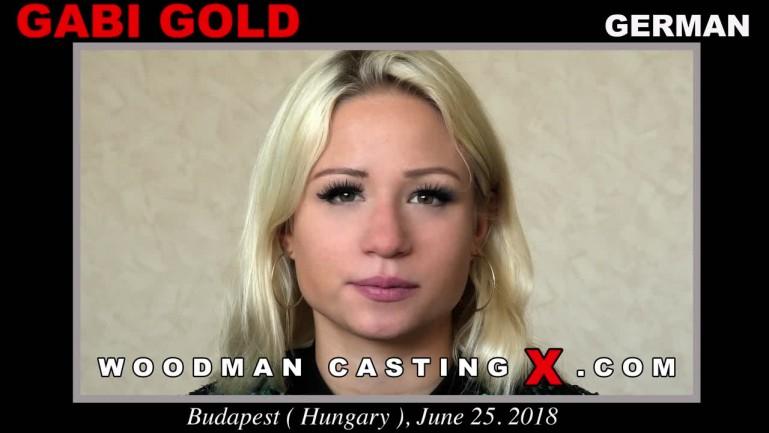Gabi Gold casting