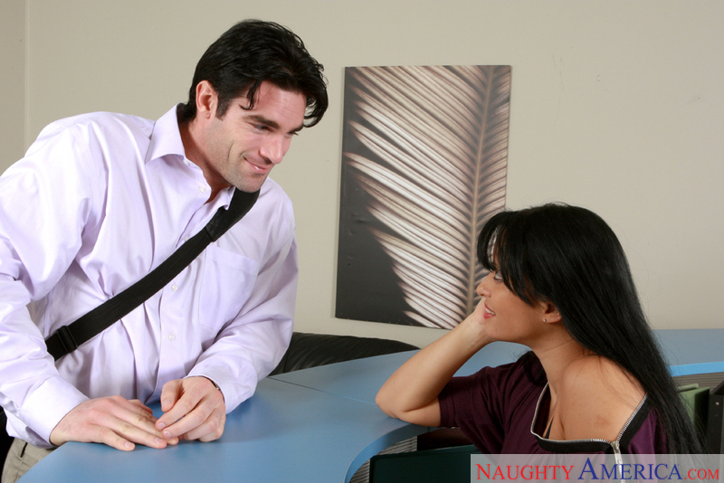 Naughty Office - Mason Storm & C
