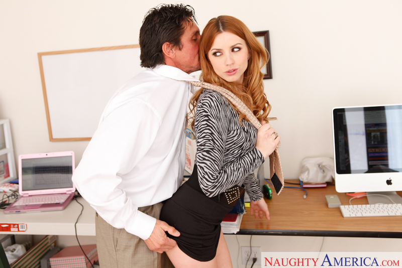 Naughty Office - Lexi Belle & To