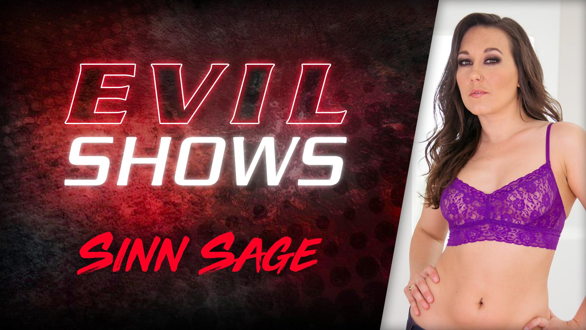 Evil Shows - Sinn Sage Escena 1