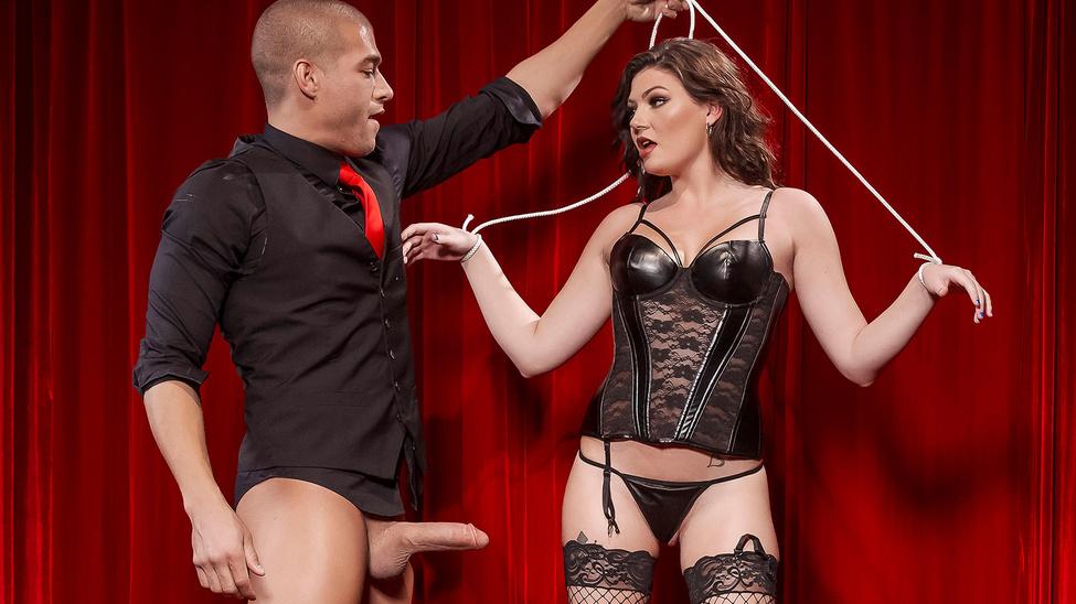 Porn Puppet On A String Scène 1