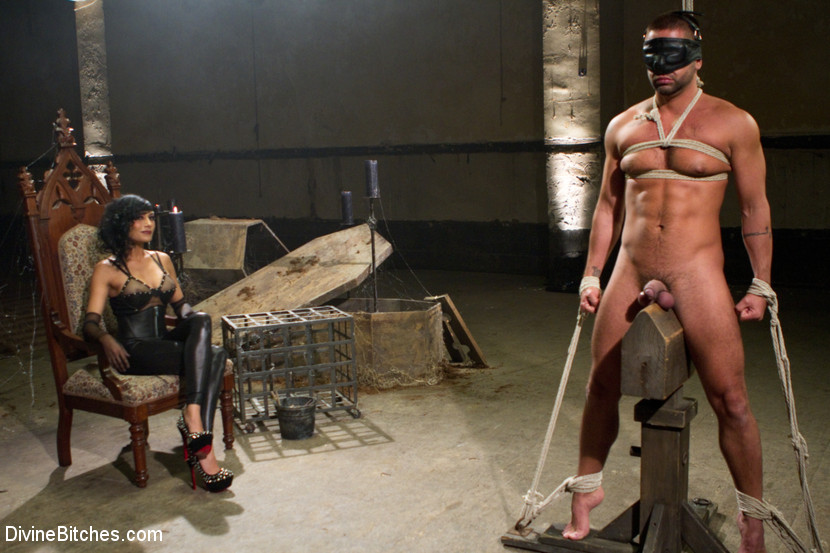 Divine Mummification Sex